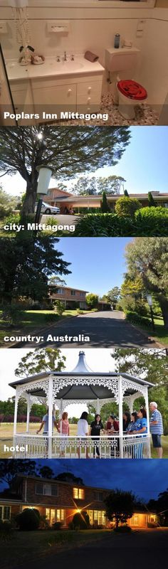 Poplars Inn Mittagong, city: Mittagong, country: Australia, hotel Australia Hotels, Tour Guide, Marina Bay Sands, Tours, Country, City, Building, Travel, Viajes