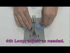 ▶ Mini Bowdabra Bow with Holiday Ornament - YouTube