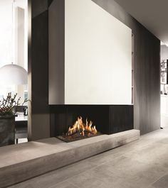 Fairo ECO-Prestige 80 Corner - Lamartine Fires & Fireplaces