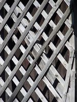 A lattice topper can make your fence more decorative and offer privacy.