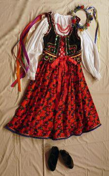 ... about Polish Costumes on Pinterest | Folk costume, Poland and Polish