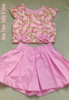 Baby Frock Pattern, Baby Girl Dress Patterns, Baby Dress Design, Little Girl Skirts, Little Girl Outfits, Kids Outfits, Kids Frocks Design, Baby Frocks Designs, African Dresses For Kids
