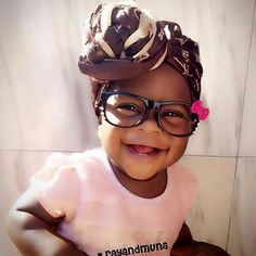 Black kids hairstyles: That's a Wrap! Black Kids Hairstyles, Girl Hairstyles, Natural Hair Accessories, Natural Hair Styles, Braids For Kids, Kid Braids, Typical Girl, African Head Wraps, Hair Growth Oil