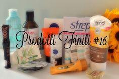 Sweety Reviews: Prodotti Finiti #16
