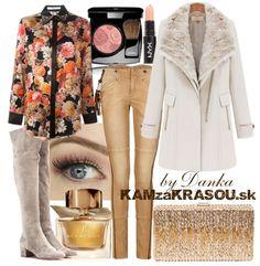 Blúzka plná farebných kvetov - KAMzaKRÁSOU.sk #kamzakrasou #sexi #love #jeans #clothes #coat #shoes #fashion #style #outfit #heels #bags #treasure #blouses #dress