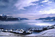 Torgnon, Val d'Aosta, Italy