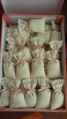 Sachet Bags, Mini Spa, Baby Shower, Baptism Gifts, Candy Bouquet, Spa Gifts, Birthday Favors, Craft Fairs, Burlap Wreath