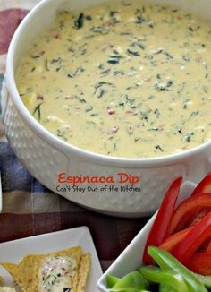 Espinaca Dip | Can't Stay Out of the Kitchen | wonderful Jose Pepper's Grill and Cantina #copycat recipe.