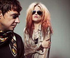The Kills: Alison and Jamie