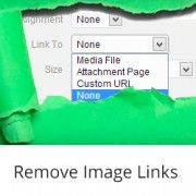 How to Automatically Remove Default Image Links in WordPress #wordpress #wordpressthemes #wordpresstips