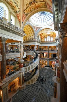 The Forum Shops, Caesar's Palace, Las Vegas, NV