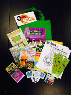 """Enter to WIN a PBS Kids """"Explore the Outdoors"""" Kit on www.melissanorthway.com"""