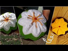 Paper Lotus, Badge, Youtube, Videos, Crochet Pillow Covers, Crocheting Patterns, Farmhouse Rugs, Amor, Crochet Stitches