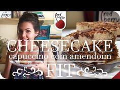 CHEESE CAKE DE CAPPUCCINO E AMENDOIM   Proteica, Sem Whey, glúten e Açúcar. - YouTube Cheesecakes, Cereal, Low Carb, Breakfast, Food, Youtube, Tailgate Desserts, Peanuts, Glutenfree