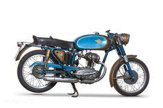 Ducati 125 Sport 1961-67