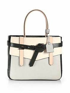 Reed Krakoff - Atlantique Soft Leather Satchel   Luxury   Pinterest ... c1bedf90f92