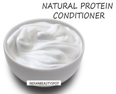 DIY Natural Protein Conditioner - ♥ IndianBeautySpot.Com ♥