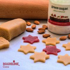 Martipan de casa / Homemade marzipan - Madeline's Cuisine
