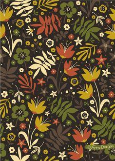Wild Flowers | by Anna Deegan:
