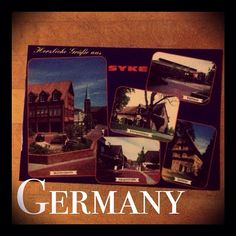 2013-11-26 #Postcard from #Germany (DE-2656480) via #postcrossing #skye #multiview #Padgram