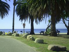 Refugio State Beach is a popular camping, surfing, kayaking and hiking beach located west of Santa Barbara off Highway 1.