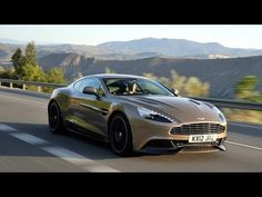 Riding in the 2013 Aston Martin Vanquish [Inside Line]