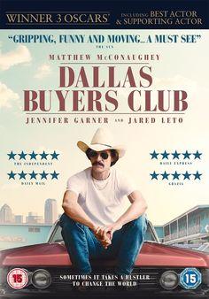 Dallas Buyers Club [DVD]: Amazon.co.uk: Matthew McConaughey, Jennifer Garner, Jared Leto, Steve Zahn, Jean-Marc Vallée: DVD & Blu-ray