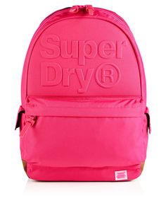 1875a06af0c This product is so cool Superdry Backpack, Superdry Bags, Magenta, Lineman,  Fashion