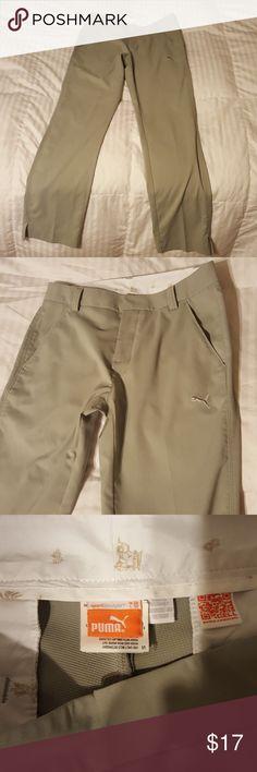 af47275527b2 Men s 28x32 Puma brand golf pants. Great condition. Lightweight