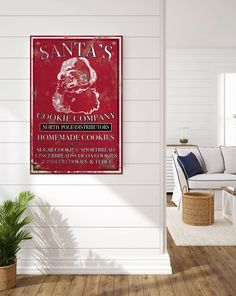 Create the look of a vintage farmhouse Christmas with our unique canvas art. #farmhouse #livingroom #farmhousestyle #homedeco #modernhome #homedecoration #industrialdesign #interiordesign #interiors #rusticdecor  #santa #christmas #christmasdecor #christmasdecorations #santaclaus  #newhome #giftideas #walldecor #farmhousechristmas #christmasgifts #christmasdecorating #reindeer #wallart Modern Farmhouse Living Room Decor, Farmhouse Wall Art, Farmhouse Christmas Decor, Modern Farmhouse Style, Vintage Farmhouse, Farmhouse Decor, Christmas Canvas Art, Cheap Canvas Prints, Personalized Wall Decor
