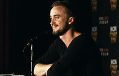 """""""Loads of people have come up to me and said, 'Thanks for growing up with me.' Thousands of people I've never met before have said it's amazing that we got to grow up together and it's a very bizarre position to be in, but it's very touching and extremely moving to know that your work is being recognised."""" - Tom Felton"""