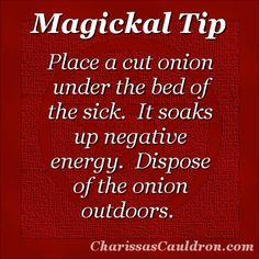 Magical Tip-Onion