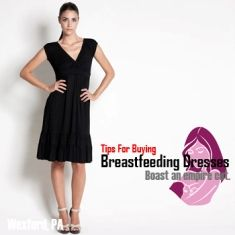 Important Considerations When Buying Breastfeeding Clothes
