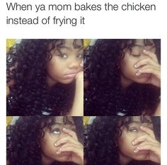 This is so me, fried chicken the BEST !!