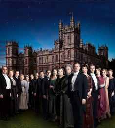 Downton Abbey Cooks blog