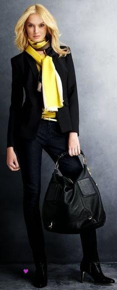 Love this look. Fall fashion 2013.