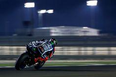 MOVISTAR YAMAHA MOTOGP прибыла в Катар.   GP RACING
