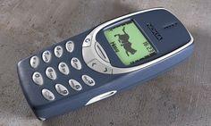 NOKIA 3310  昔タイで買った機種だ