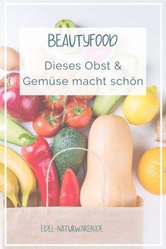 Dass Obst und Gemüse gesund sind, wissen wir alle! Doch die pflanzlichen Lebensmittel sind nicht nur gut für unseren Körper, sondern machen uns auch von innen heraus schön! Wenn du mehr gesundes Gemüse oder Obst und damit mehr geballte Pflanzenenergie in deine Ernährung integrieren möchtest, lies diesen Artikel, damit du weißt worauf es ankommt. Superfood | Superfood Rezepte | Superfood Smoothie | Superfood Salat | Superfood Rezepte Abendessen | Gesunde Ernährung #sichgutestun