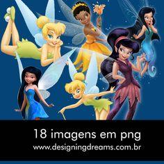 FADA SININHO IMAGENS EM PNG PARA MONTAGENS DIGITAIS - Cantinho do blog Layouts e Templates para Blogger