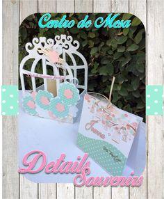 details souvenirs Facebook jaula decorativa y cajita para dulces  Monterrey Nuevo leon