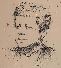 John F Kennedy by Craig Alan