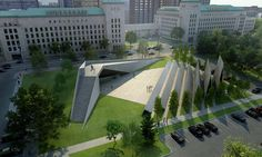 Gallery of ABSTRAKT Studio Architecture Chosen to Design Canadian Memorial to the Victims of Communism - 3
