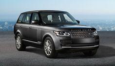 Der Luxus-SUV: Range Rover HSE in Causeway Grey