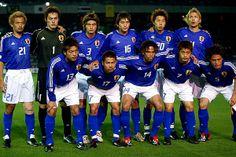 seleccion de japon