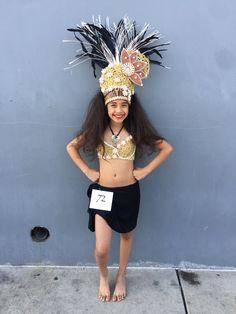 Te Ori Here 2018 Costume by Tiare 'O Patitifa #Ori #Tahiti #Faarapu #Vahine #PolynesianLove