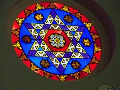 The Most Stunning Stained Glass Windows In The World (PHOTOS) Lloyd Street Synague