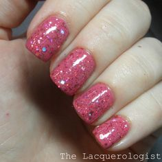 The Lacquerologist: Different Dimensions Love's A Punny Thing Collection: Swatches and Review!