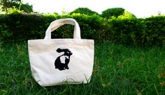 Hey, I found this really awesome Etsy listing at http://www.etsy.com/listing/163455284/cotton-canvas-hand-carry-tote-bag-lady