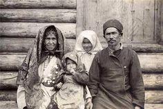 Пермская губерния  Башкиры, Осинский уезд